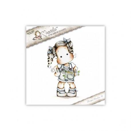 CG-17 Flower in her Pocket