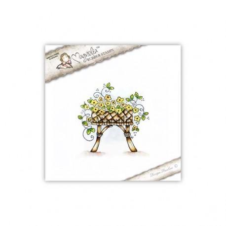 CG-17 Grandpa`s Flower Basket