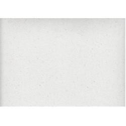 Foglio Gomma Crepla Glitter Bianco 30x40cm