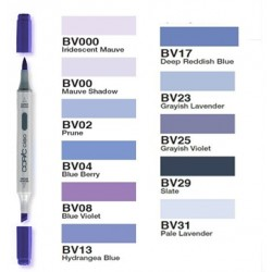 Pennarelli Copic Ciao BV  (Blue-Violet)