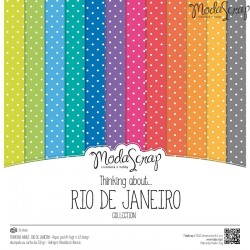 Paper pack Thinking about... Rio de janeiro 30x30cm