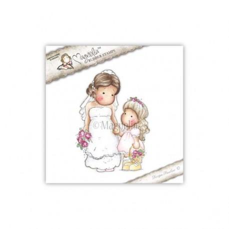 WC10 Bride and bridesmaid