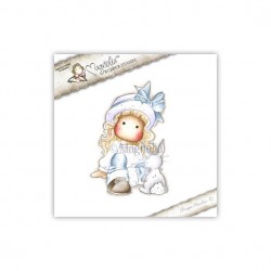 Timbro Magnolia BD11 Tilda and her bunny