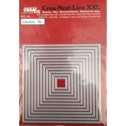 Crealies Crea-nest-dies XXL no. 66