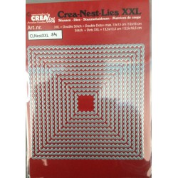 Crealies Crea-nest-dies XXL no. 54