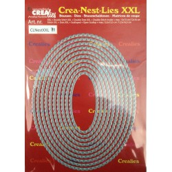 Crealies Crea-nest-dies XXL no. 71