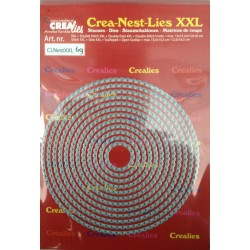 Crealies Crea-nest-dies XXL no. 69