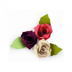 Sizzix Bigz Die - 3D Rose 661750