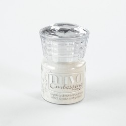 Nuvo embossing powder - Polvere da embossing shimmering pearl
