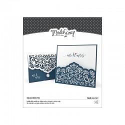 Fustella Modascrap Lace Card