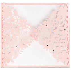 Sizzix Thinlits Die - Floral Fold