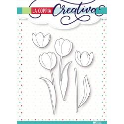 Fustelle la coppia creativa Tulipani