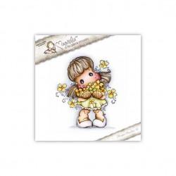 Timbro Magnolia SA15 Golden week Tilda