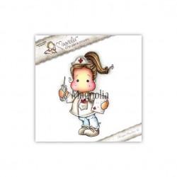 Timbro Magnolia WM16 Heart nurse Tilda