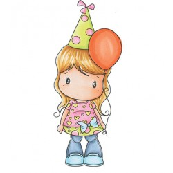 Timbro Rubber C.C. Designs Balloon Lucy