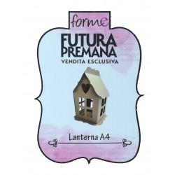 """Fustella Artigianale A4 """"Futura Premana"""" - Lanterna A4"""