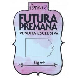 """Fustella Artigianale A4 """"Futura Premana"""" - Tag A4"""