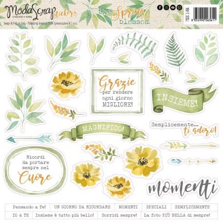 Stickers Modascrap The Spring Blossom