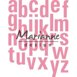 Marianne Design Collectables Alphabet XXL