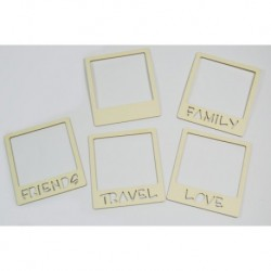 "Set Cornici Polaroid ""Family"""