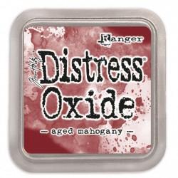 Ranger Tim Holtz distress oxide aged mahogany