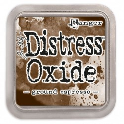 Ranger Tim Holtz distress oxide ground espresso