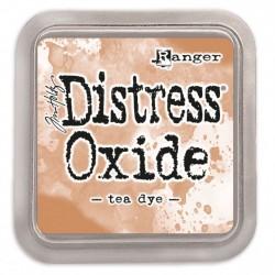 Ranger Tim Holtz distress oxide tea dye