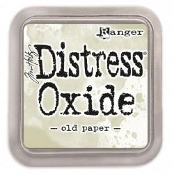 Ranger Tim Holtz distress oxide old paper