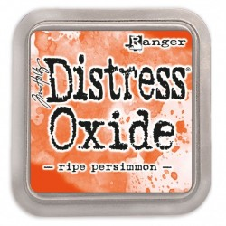Ranger Tim Holtz distress oxide ripe persimmon