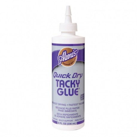 Colla Aleene's  quick dry tacky glue 236ml