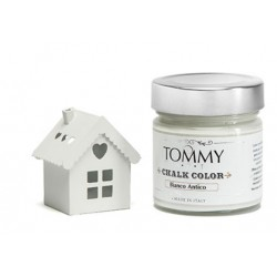Chalk Color Tommy Art 80 ml - Bianco Antico