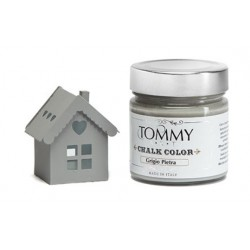 Chalk Color Tommy Art 80 ml - Grigio Pietra