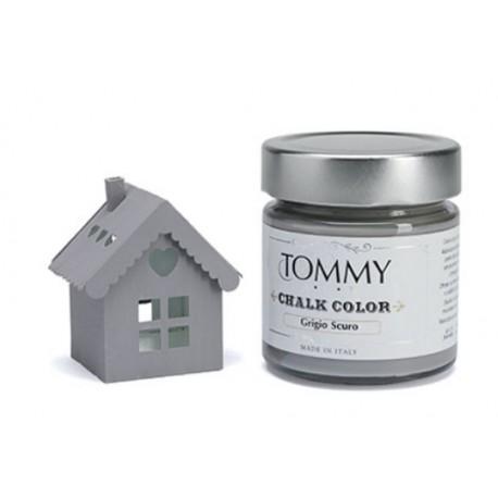Chalk Color Tommy Art 80 ml - Grigio Scuro