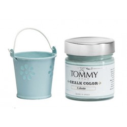 Chalk Color Tommy Art 80 ml - Celeste