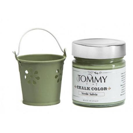 Chalk Color Tommy Art 80 ml - Verde salvia