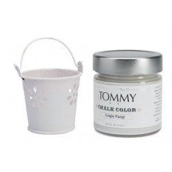 Chalk Color Tommy Art 80 ml - Grigio Parigi