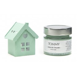 Chalk Color Tommy Art 80 ml - Verde Giada