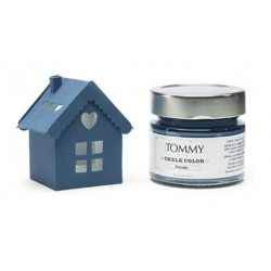 Chalk Color Tommy Art 80 ml - Petrolio