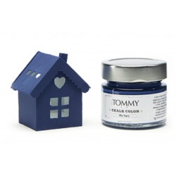 Chalk Color Tommy Art 80 ml - Blu Navy