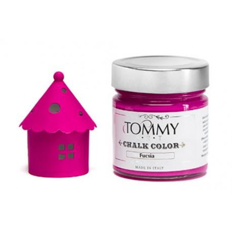 Chalk Color Tommy Art 80 ml - Fucsia