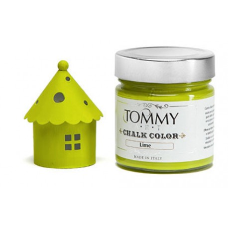 Chalk Color Tommy Art 80 ml - Lime