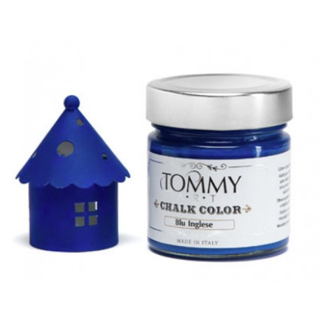 Chalk Color Tommy Art 80 ml - Blu Inglese