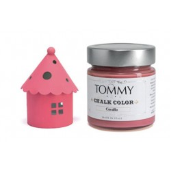Chalk Color Tommy Art 80 ml - Corallo