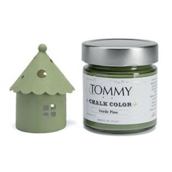 Chalk Color Tommy Art 80 ml - Verde Pino