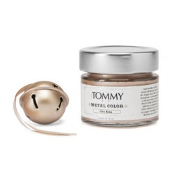 Metal Color Tommy Art 80 ml - Oro Rosa