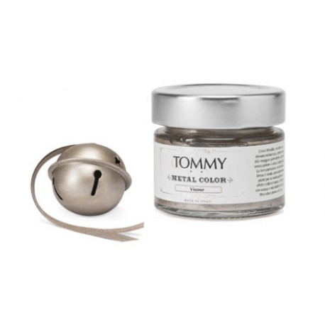 Metal Color Tommy Art 80 ml - Visone