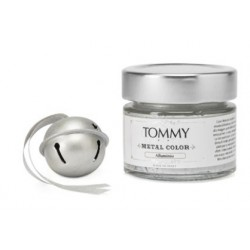 Metal Color Tommy Art 80 ml - Alluminio