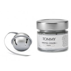 Metal Color Tommy Art 80 ml - Argento