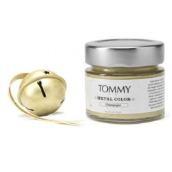 Metal Color Tommy Art 80 ml - Champagne