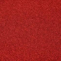 1 Foglio self-adhesive glitter paper 160g 30,5x30,5cm red